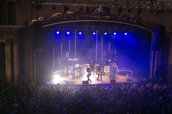 for king and country • state theater maine