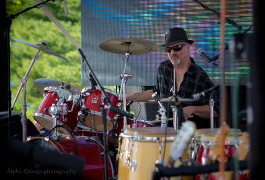 Maine Blues Festival - Blue Steel Express 2015